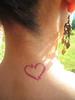 Coração (cicatrizada) Heart (healed)