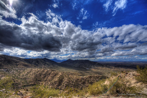 park arizona sky cloud mountain phoenix weather paintshop photo nikon desert south wide az pro topaz x3 photomatix d700 1424mm