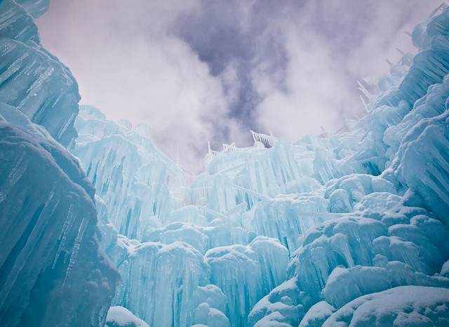 Midway Ice Castle 3
