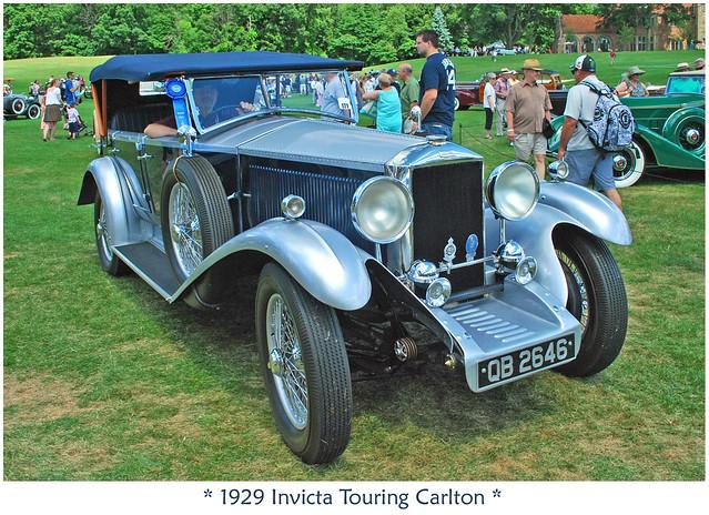 1929 Invicta