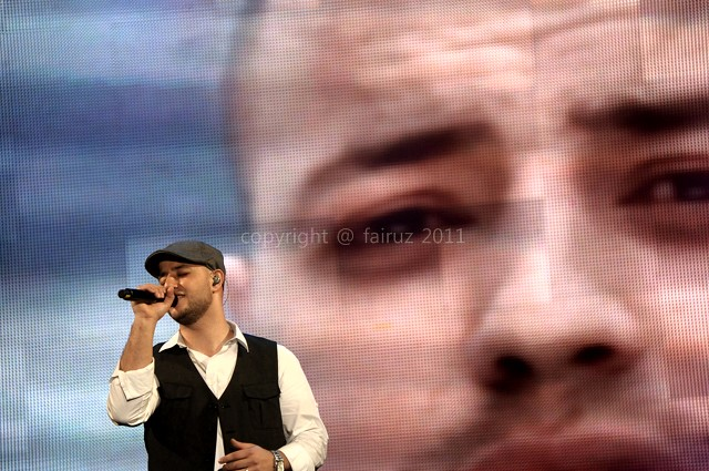 Maher Zain Concert Flickr Sharing