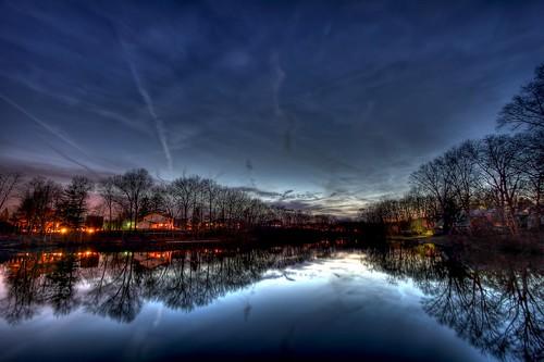 longexposure landscape newjersey twilight nj hdr rahway miltonlake