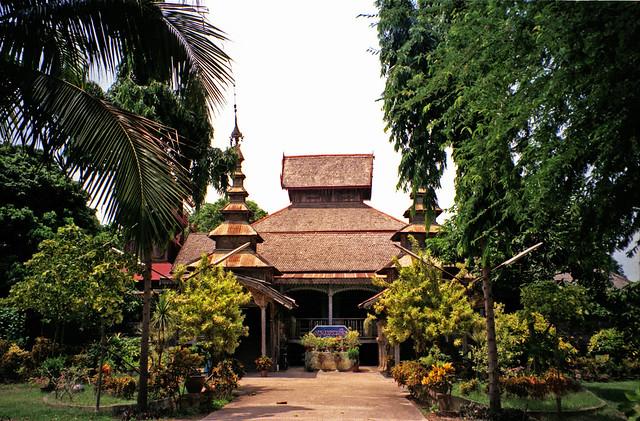 Wat Chom Sawan - Phrae, Thailand