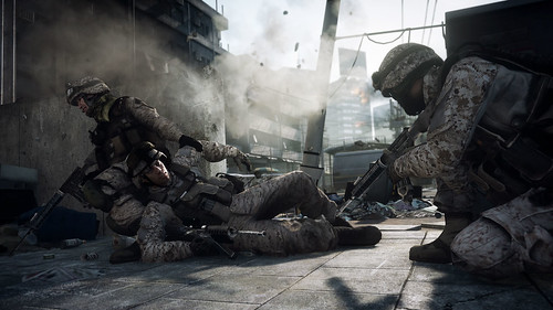 Battlefield 3 Premium Members Bombarded with Events