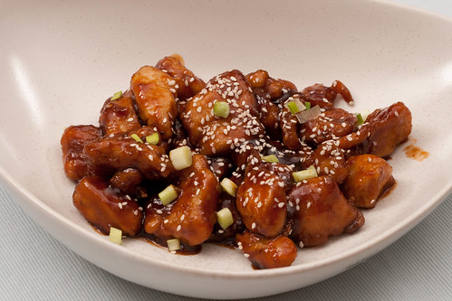 Sesame honey chicken / Meekana