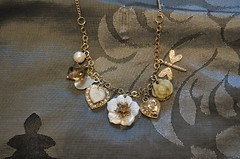 pearl, jewellery, chain, necklace,