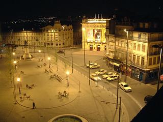 Praça da Batalha, 2002.03.28