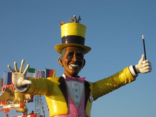 Carnevale di Viareggio - Photo by brasilnaitalia on Flickr