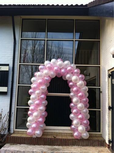 Ballonboog 5m Mijnsheerenland