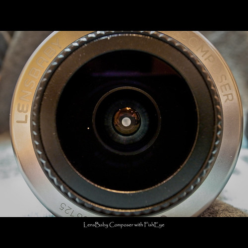 Lensbaby Composer with Fisheye