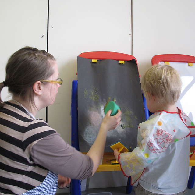 Start The Art: Parent and Toddler sessions