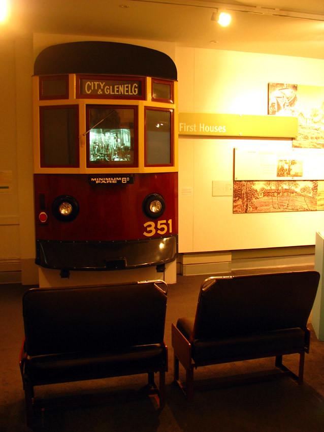 Glenelg Tram Display, Bay Discovery Centre by baytram366