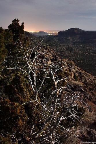 geotagged geo:lat=35826673 geo:lon=106179499 newmexico nightphotography desert whiterock unitedstates america usa