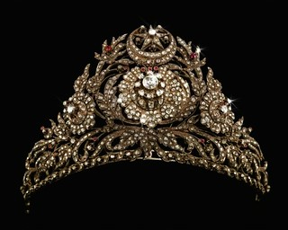 Now this is a TIARA!
