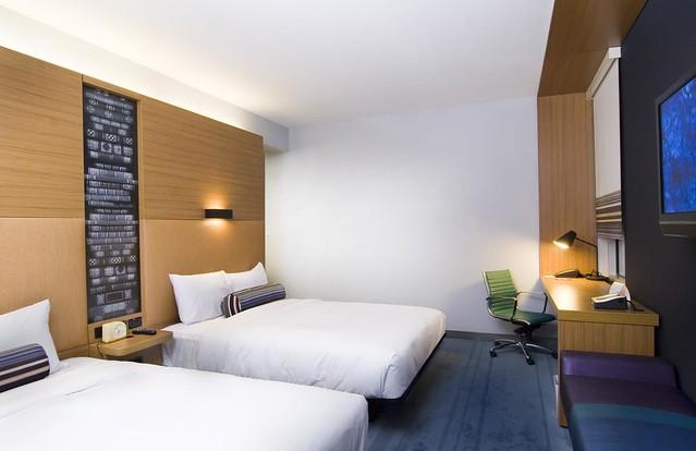 Aloft Hotel Brooklyn Room Views
