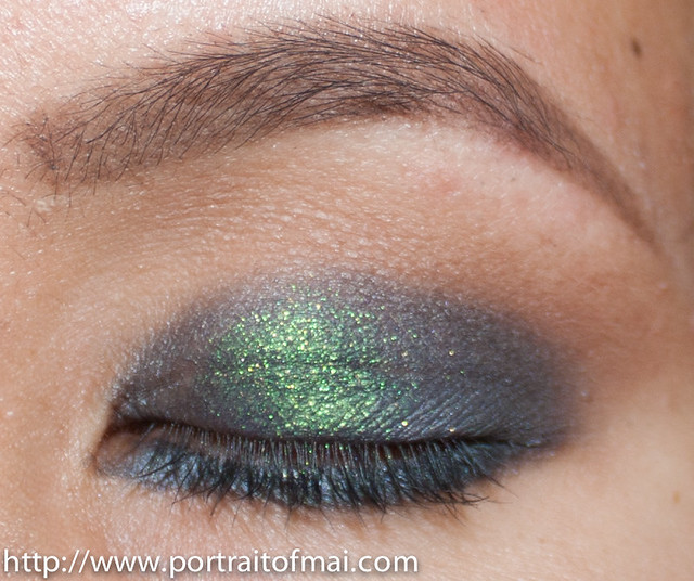 femme fatale cosmetics eotd 2 (1 of 1)