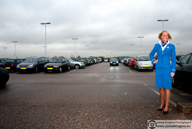 Out of the Zoo #1: KLM stewardess