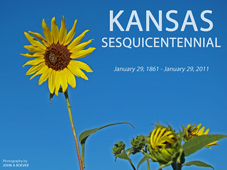 Happy 150th Birthday, Kansas!
