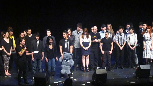 CVC Supaskillz 2011