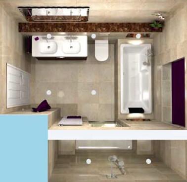 Virtual worlds bathroom planner flickr photo sharing for Interactive bathroom
