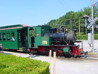 Boothbay Harbor  Railway Village