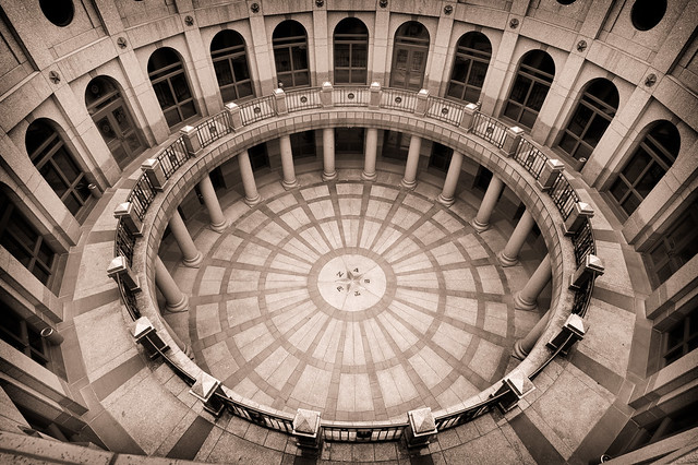 Extension Rotunda, Texas State Capitol