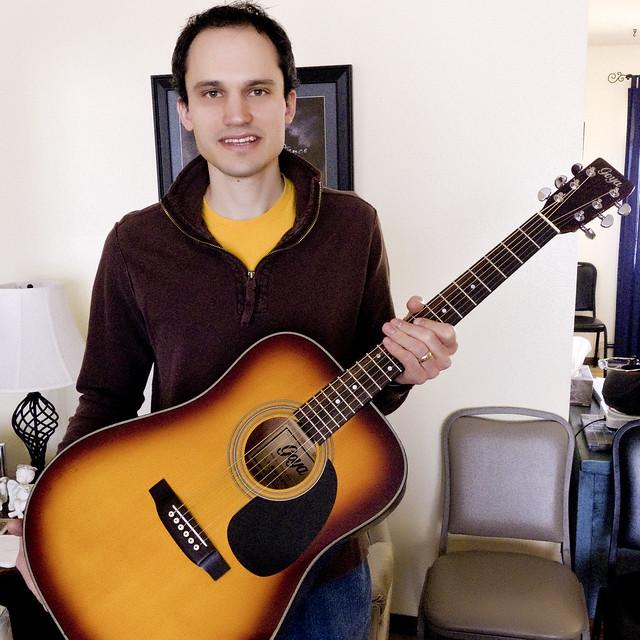 Photo:Mexico guitar - Paul B By ljguitar