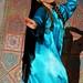 Performing a Fellahi Reda choreography – Samira Hafezi