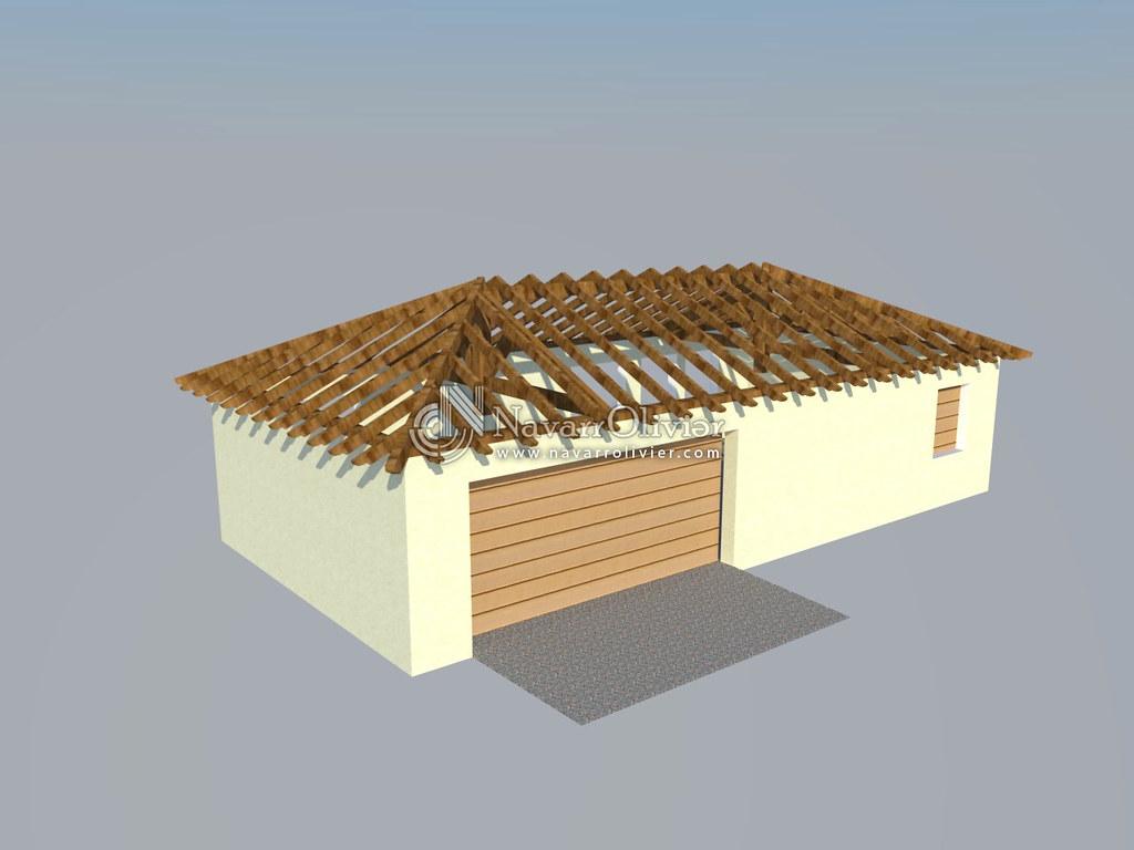 Cubierta de casa a 4 aguas a photo on flickriver for Cubiertas para techos de casas