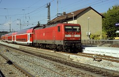 * DB  112 160  bis  112 190