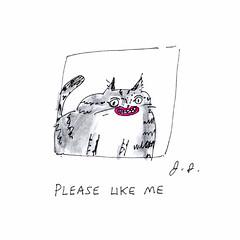 please like me by jamieshelman
