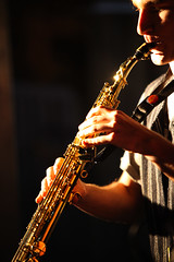 reed instrument, music, entertainment, saxophonist, close-up, wind instrument,