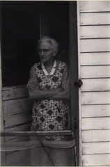Gedney's Grandmother, Norton Hill, New York 1958, by William Gedney