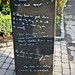 Merrion Square - Oscar Wilde by Danny Osborne (1997) by infomatique