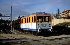 * WEG  Triebzüge  VB 108  bis  VT 20