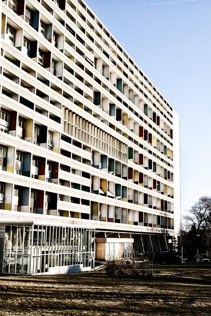unit d habitation berlin 2 flickr photo sharing. Black Bedroom Furniture Sets. Home Design Ideas