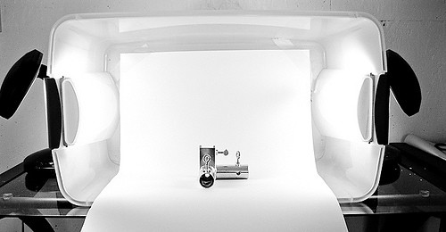 diy product photography setup