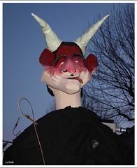 Monsieur Carnaval : Toute ressemblance avec une personne existante ou ayant existée...