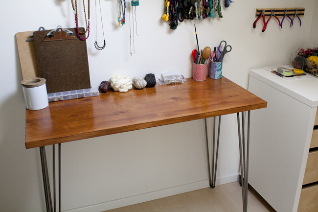Diy desk for Build your own wall mounted desk