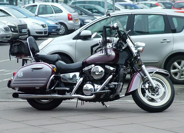 Kawasaki Vulcan Nomad Pics