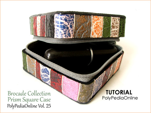 PolyPediaOnline Vol. 25 Tutorial - The Brocade Collection; 4-in-1