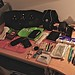 78/365 - March edition of what's in your bag by Mike KC