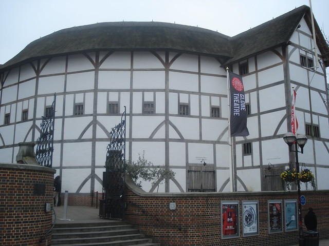 william shakespeares globe theatre essay The globe theatre also known as the shakespeare globe theatre was not only one of most famous playhouse's of all time, but the play house where shakespeare performed many of his greatest plays built from oak, deal, and stolen playhouse frames, the 3 storey, 3000 capacity globe theatre, co-owned by william.