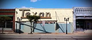 Texan Theatre, Athens, Texas