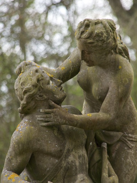 Venus And Adonis Statue Venus and Adonis   Fli...