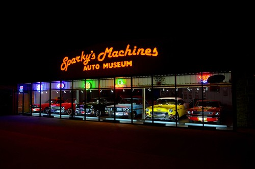 Sparky's Machines