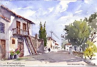 Kathikas, Cyprus