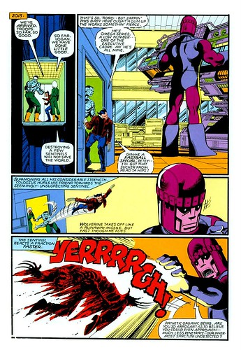 X-Men Days of Future Past - TPB - Page 143