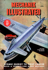 1946 ... pusher airliner!