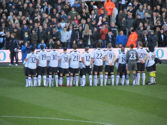 Tottenham 3-0 Charlton